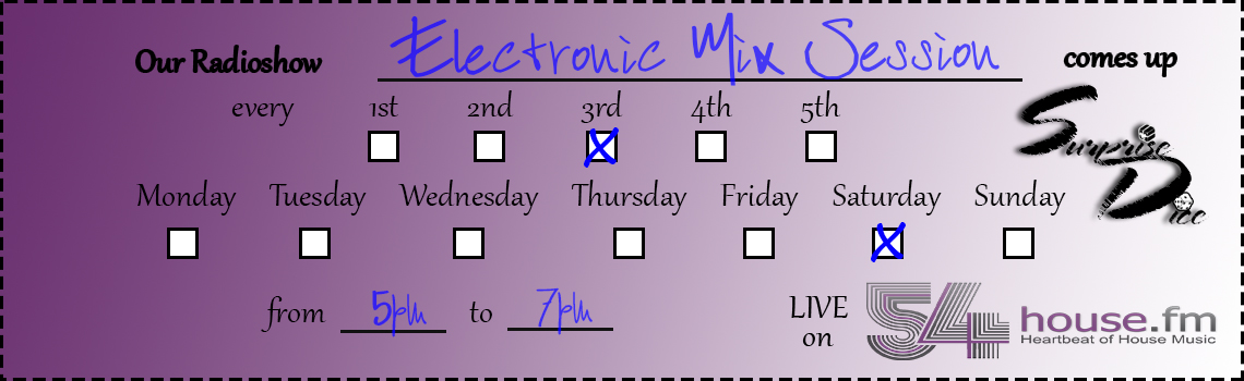 Electronic Mix Session